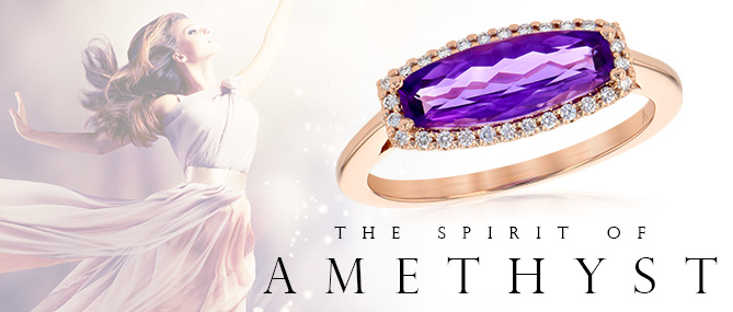 Spirit of Amethyst
